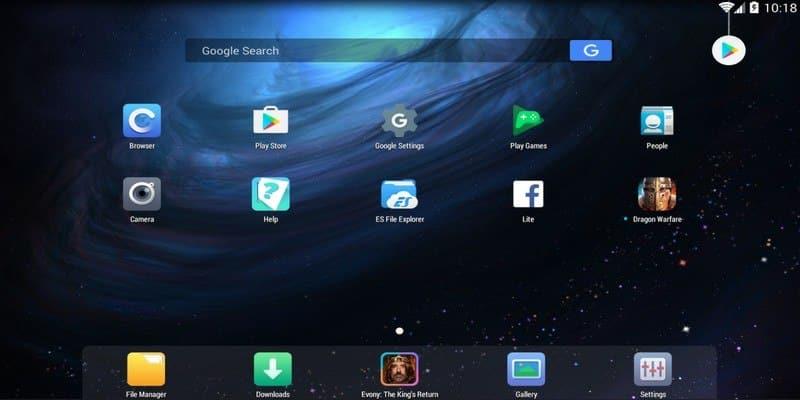 nox app player download